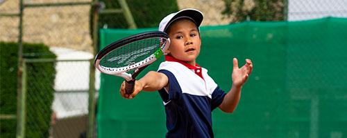 Junior rackets