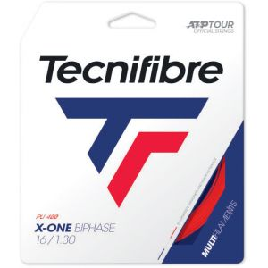 Tecnifibre X-One Biphase Set Red