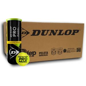 Dunlop Pro Padel 24 x 3 St.