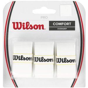 Wilson Pro Comfort Overgrip 3 st. Wit