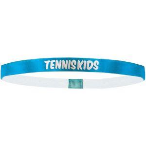 KNLTB TennisKids Haarbandje Blauw