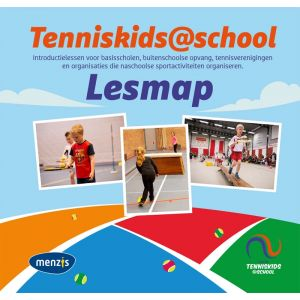 Tenniskids@School Lesmap