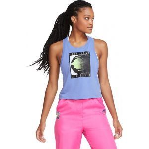 Nike Court Challenge Cropped Tank