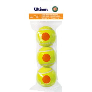 Wilson Roland Garros Orange 3 St.