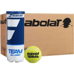 Babolat Team All Court 24x3st. (6 Dozijn)