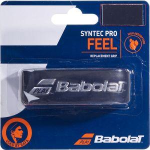 Babolat Syntec Pro Basisgrip Zwart, Zilver