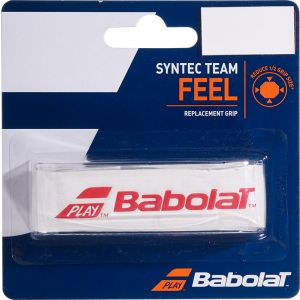 Babolat Syntec Team Basisgrip Wit,Rood
