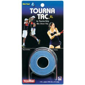 Tourna Tac Overgrip 3 St. Blauw