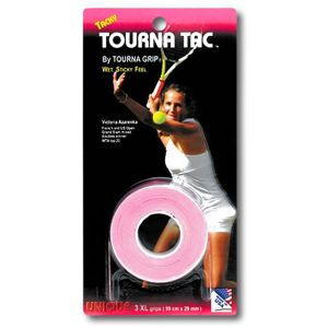 Tourna Tac Overgrip 3 St. Roze
