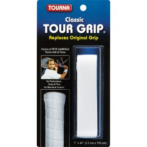 Tourna Classic Tour Basisgrip Wit