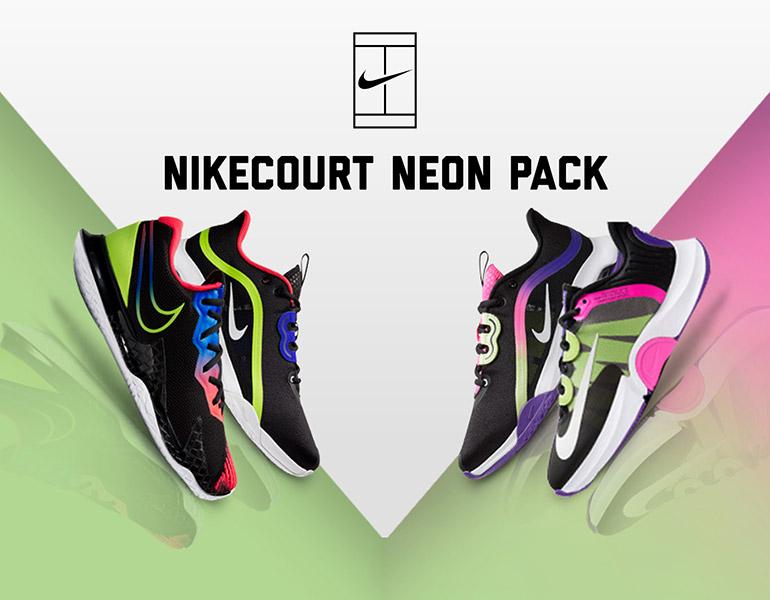 NikeCourt | Neon Pack